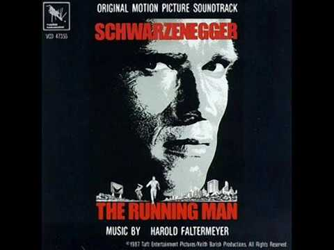 The Running Man Soundtrack - Harold Faltermeyer [1988]