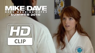 Mike & Dave Need Wedding Dates | Massage Scene | Official HD Clip 2016