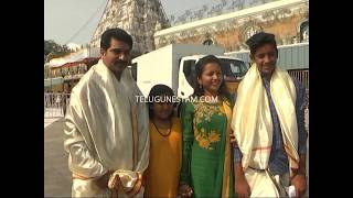 Telugu cinema and TV host Suma with husband Rajiv Kanakala video