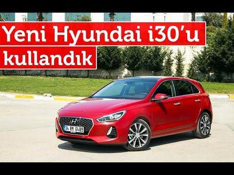 Yeni Hyundai i30 // Geyik Testi // Ümit Erdim'li