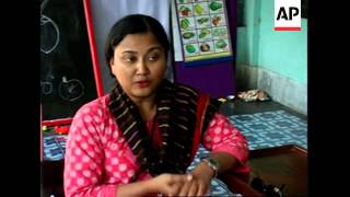 Campaigners try to improve the lives of disabled people in Bangladesh