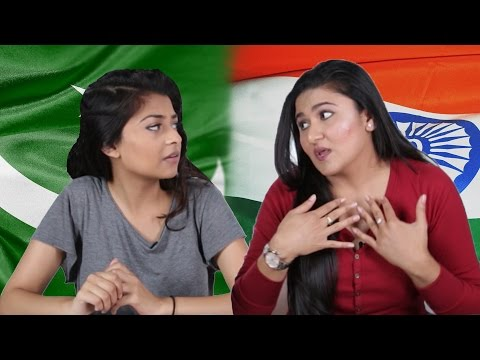watch India And Pakistan Taste Test