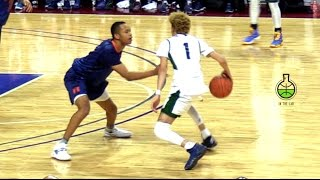 LaMelo Ball Takes On D1 PLAYERS!! Chino Hills Game Goes Down To The Wire, Full In Depth Highlights