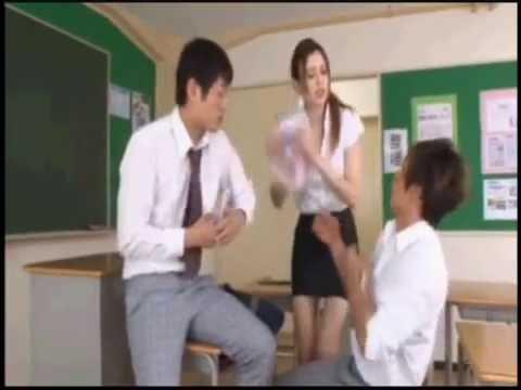 Japan av Sexy teacher in school Rola Takizawa 滝澤ローラ
