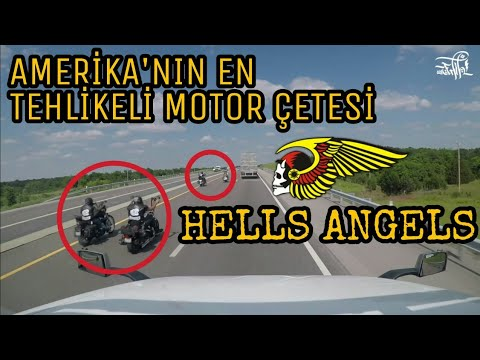 En Tehlikeli Motor Çetesi   Hells Angels