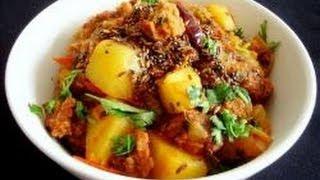 Quick Microwave Recipe | Crispy Potato Recipe | Indian Dishes