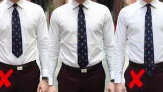 اساسيات المظهر الرجالي/ Basic of Men Style