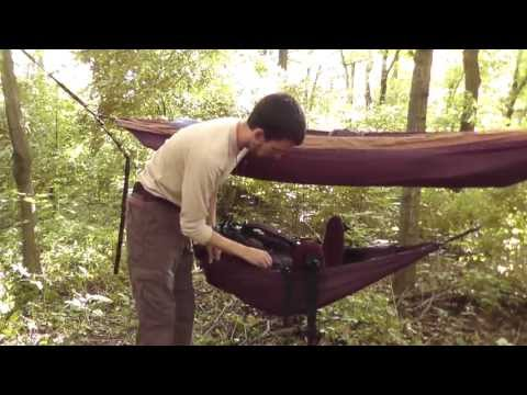 Xxx Mp4 ENO Underbelly Hammock Gear Sling Review And Set Up 3gp Sex