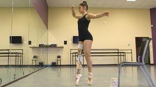 This Ballerina's Amputation Didn't Throw Her Off Balance