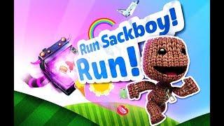 Run Sackboy! Run! / Cartoon Games Kids TV