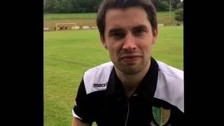 Jake Ash tells CORNISH SOCCER that joining Bodmin was like starting at a new school!