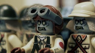 Lego World War II Zombies: Unit 429