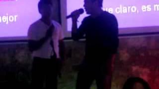 que te ruegue quien te quiera Karaoke en zacarias bar morelia