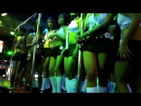 Best of Pattaya Girls Dancing in Gogo Club