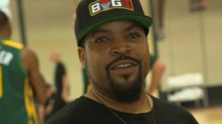 Ice Cube, Allen Iverson And Jason Williams Talk BIG3 Basketball | ESPN