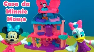 Casa da Minnie Mouse e da Margarida - Minnie Mouse and Daisy