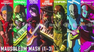 Crypt of the NecroDancer: Mausoleum Mash (1-3) All Characters MEGAMIX