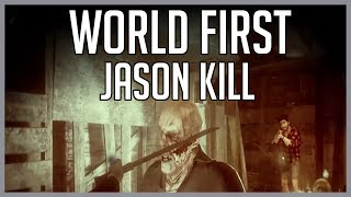 HOW TO KILL JASON - FRIDAY THE 13TH GAME [WORLD FIRST]