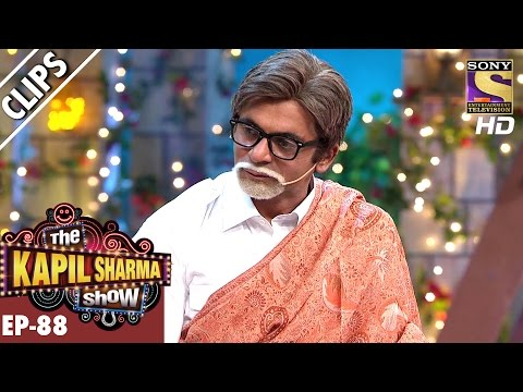 Xxx Mp4 Sunil Grover As Amitabh Bachchan The Kapil Sharma Show 11th Mar 2017 3gp Sex