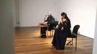 Jiro Yoshikawa & Hisako Noguchi en el museo de la guitarra de Almería