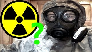 Can a Gas Mask protect you from radiation?