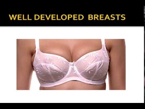 Breast Enlargement & Development , increase breast size  -Best Ayurvedic Treatment in India
