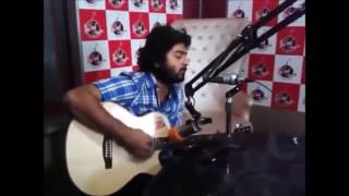 Arijit Singh Live Kabira | Laal Ishq | Milne Hai Mujhse Aai | Acoustic Cover