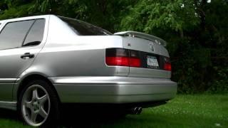 Jetta VR6 exhaust