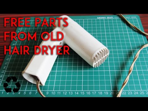 Xxx Mp4 How To Salvage A Hair Dryer For Free Parts Hot Wire Styrofoam Cutter 3gp Sex
