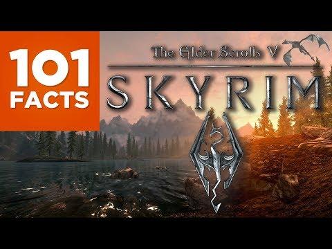 Xxx Mp4 101 Facts About Skyrim 3gp Sex