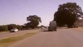 من يستطيع مجاراة الشاحنات  بالطريق الساحلي الليبي؟!
