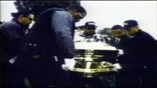 Eazy-E's Funeral full Footage
