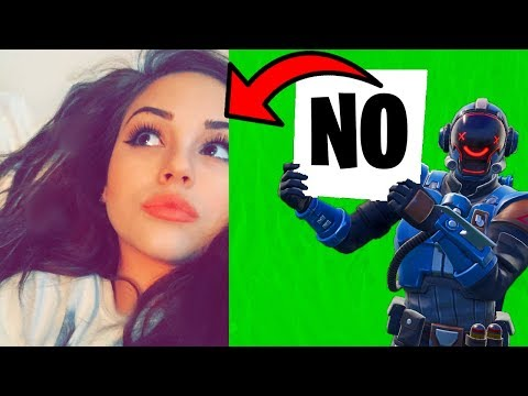 Xxx Mp4 Saying NO To My Fortnite Girlfriend Ends Bad 3gp Sex