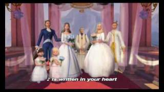 Written in your heart - Barbie as The Princess and The Pauper.avi