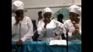 The Girls of Ileri Oluwa Band Rehearsing