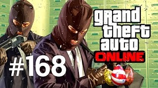 Grand Theft Auto V | Online Multiplayer | Episodul 168