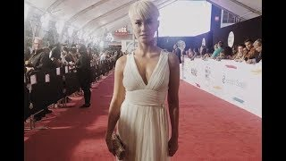 (Full) AGNEZ MO at American Music Awards 2017 | Interview, Red Carpet, Main Show [AMAs]