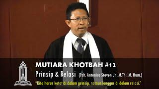 MUTIARA KHOTBAH #12,