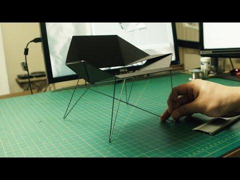 Xxx Mp4 How To Design A Chair Part 02 Prototype Fixes 3gp Sex