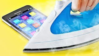 18 CRAZY PHONE HACKS TO UPGRADE YOUR GADGET