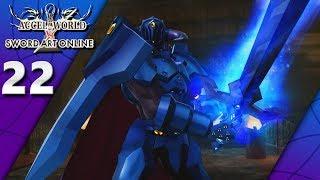 Accel World Vs Sword Art Online (PS4, Blind, Let's Play)   Blue Knight In Akiba!   Part 22