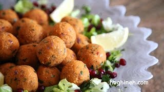 Ոսպով Կոլոլակ - Lentil Kofte Recipe - Հեղինե (in Armenian)