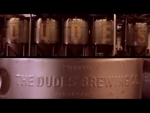 Blood Orange Ale - Craft Beer - The Dudes' Brewing Company