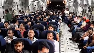 Airlift 1990 replugged in 2015: Modi Sarkaar evacuated thousands of stranded people from Middle East