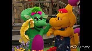 Barney And Friends - Tickle N Giggle BJ