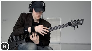 OR LUBIANIKER - AWESOME BASS SOLO | BassTheWorld.com
