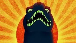 Lion Guard: Big Bad Kenge song & Scar's idea | The Bite of Kenge HD Clip
