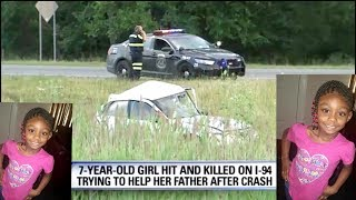 Brave Michigan Girl Killed As She Was Trying To Help Her Drunk Driving Dad.