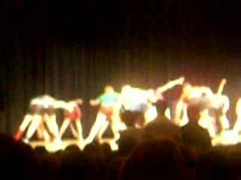 Mr. Pomperaug Group Dance