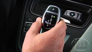 BMW Electronic Gear Shift Operation